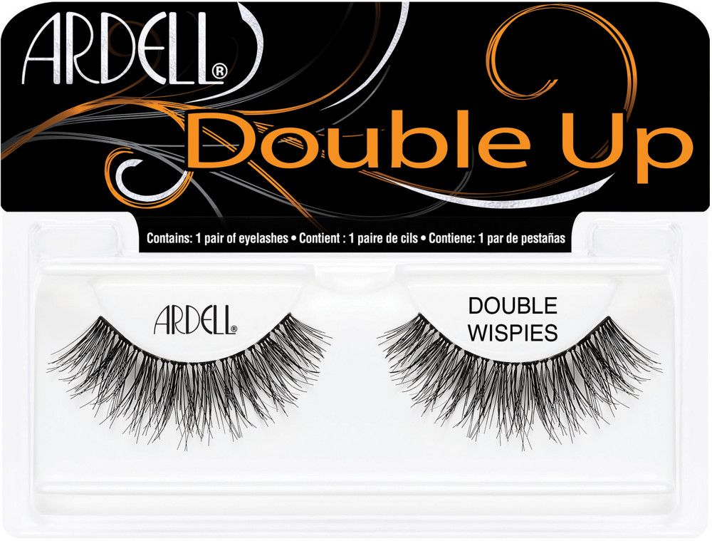 64aef8ee9f9 Ardell Double Up Wispies | Ulta Beauty Ardell Lashes Double Up, Ardell  Eyelashes, False