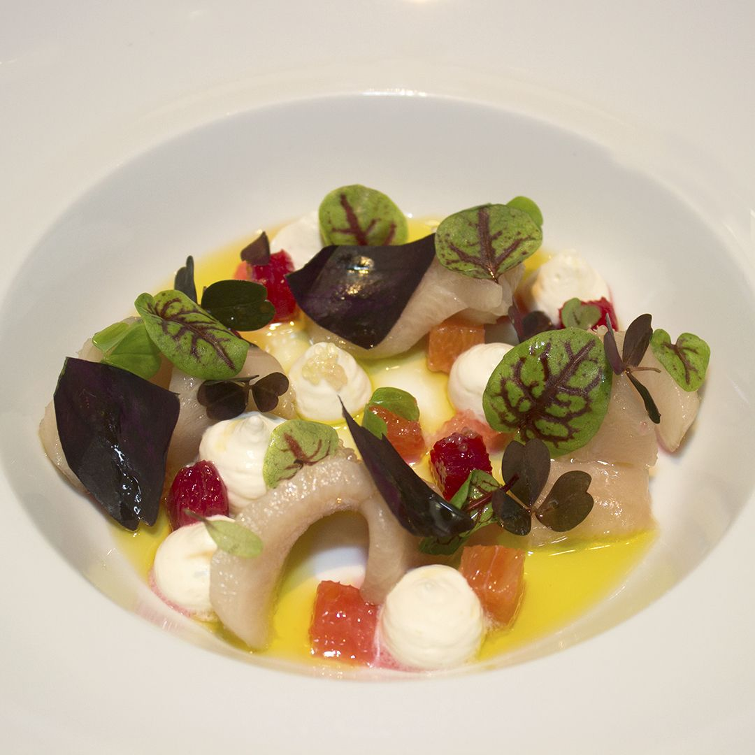 Chef Fully Embraced Winter Citruses In This New Starter Available In