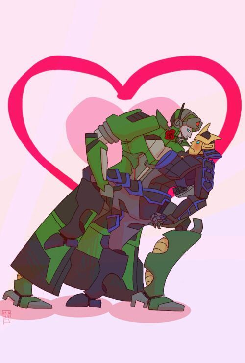 Transformers One-shots ~ON HOLD~ - For Crosshairs lovers out