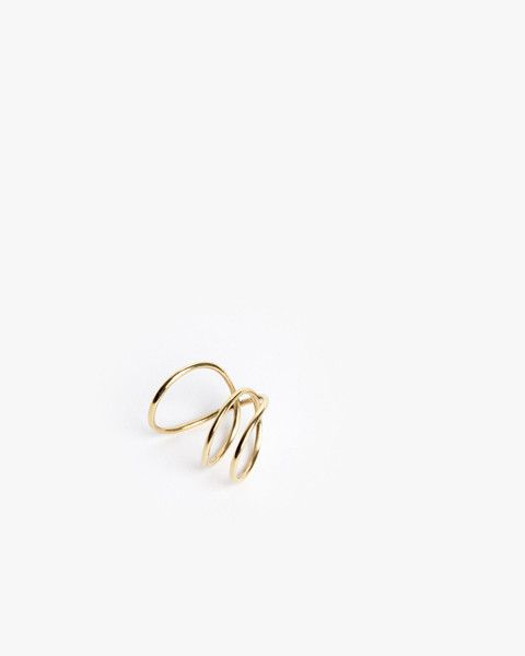 Mohawk - Rysty Hi Ring in Brass - http://www.mohawkgeneralstore.com/products/rysty-hi-ring-in-brass