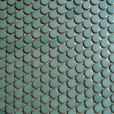 Swatching Bathroom Floor Tiles Stylecarrot Penny Tile Mosaic Tiles Stone Accent Walls