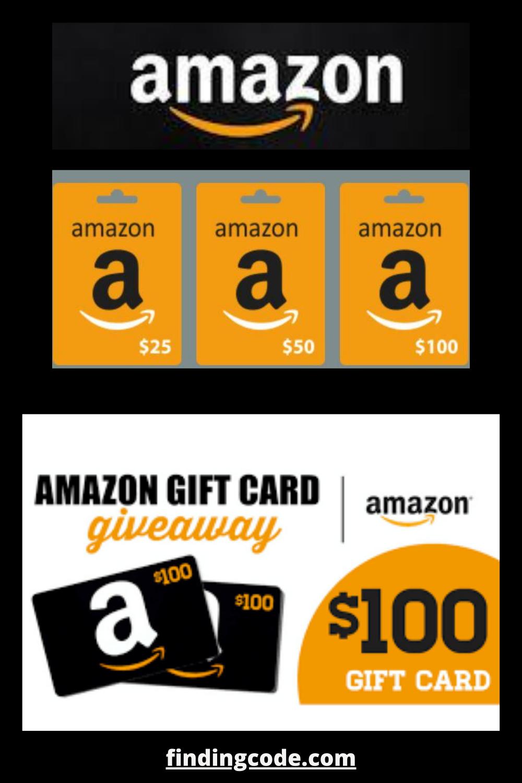 100 Amazon Gift Card Giveaway Amazon Gift Card Free Win Gift Card Amazon Gift Cards