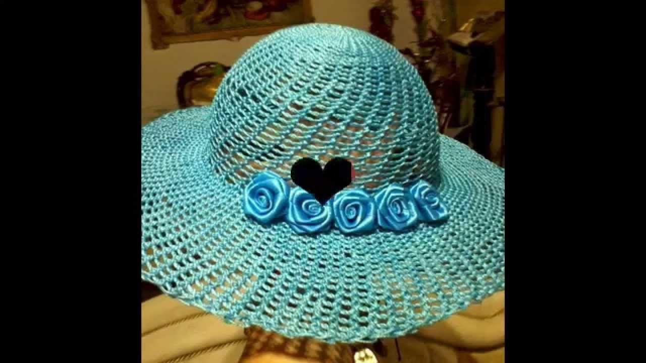 SOMBREROS TECHA 3172124730   sombreros y algo más   Pinterest ...