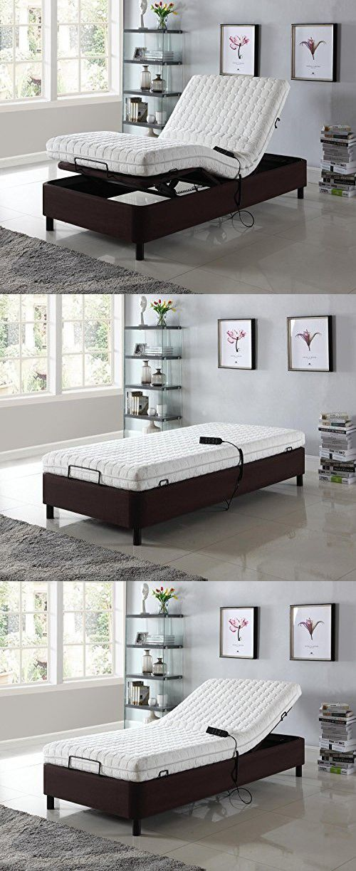 Home Life Electric Adjustable Platform Bed Frame with