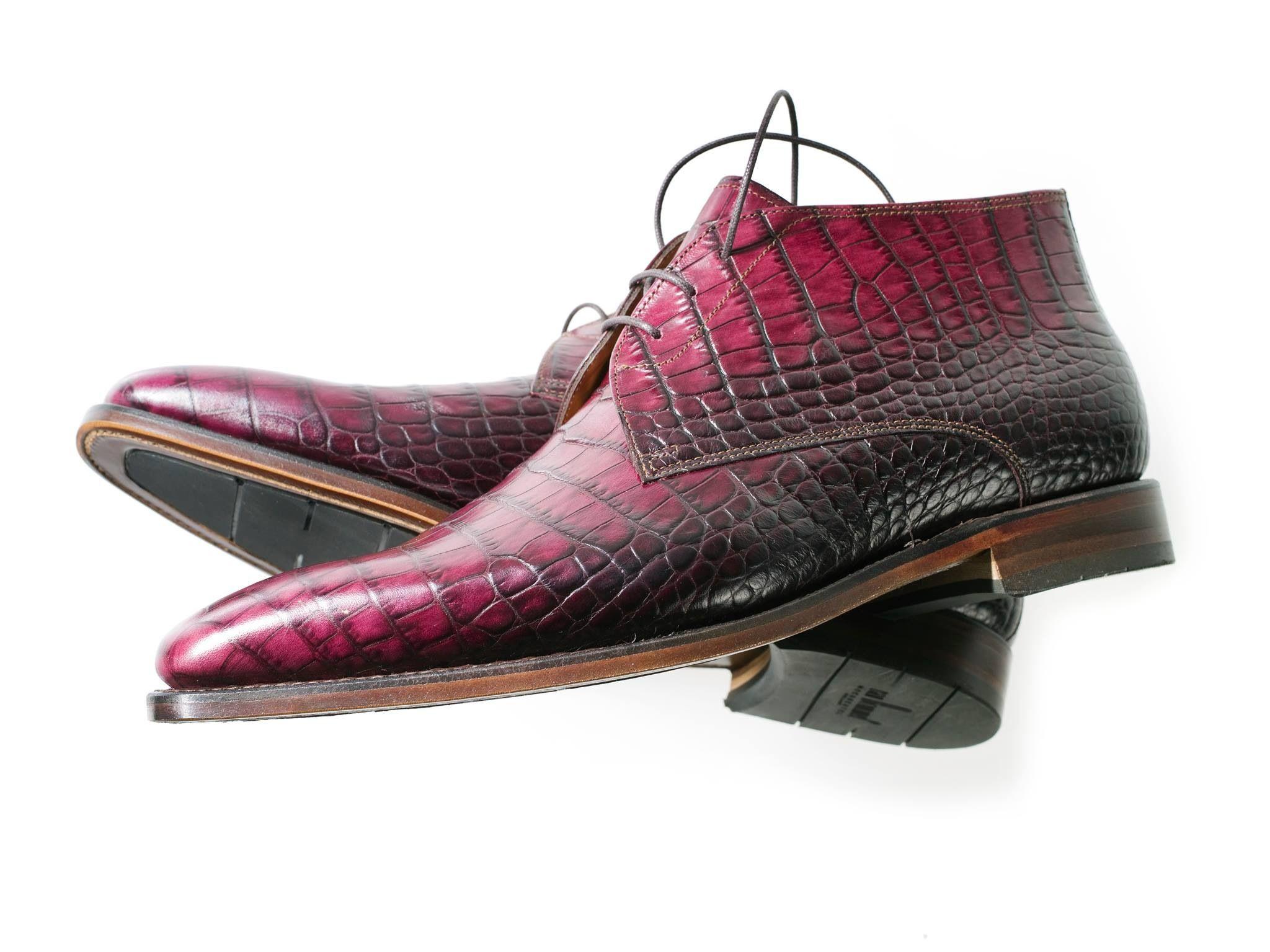 Chaussures Floris Van Bommel En Daim / Serpent Bleu l5SCr9qk