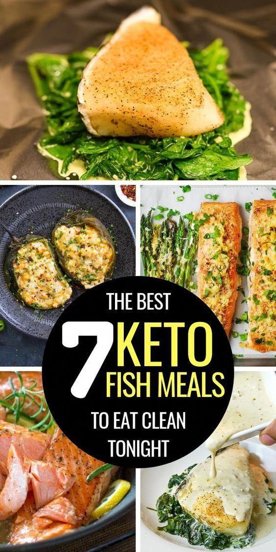 Keto fish recipes! #keto #ketorecipes #recipes #diet #ketodiet #meal #health #ketohealth #fitness #l...