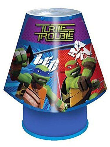 🐢Ninja Turtle Kinderzimmer |Teenage Mutant Ninja Turtles Kool Lampe ...