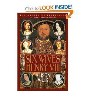 Alison Weir is a fantastic historian/writer