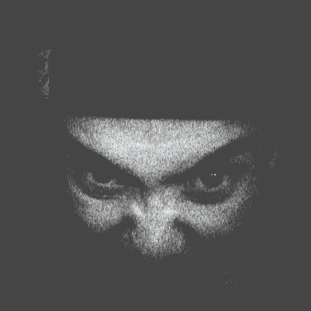 #black #selfie #natas #hell #zaed21 2014 | OnInStagram