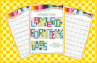 Coloriage Picbille Cp.Ipotame Tame Cp Ce Calcul Coloriage Lettre Maths Cycle 2