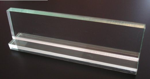 Office Desk Name Plate 1 2 Quot Glass Like Acrylic Blanks
