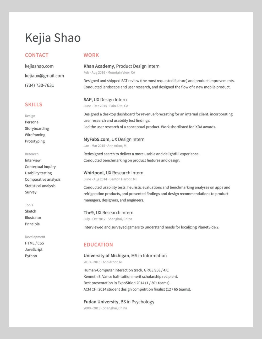 College supplement essay - Custom