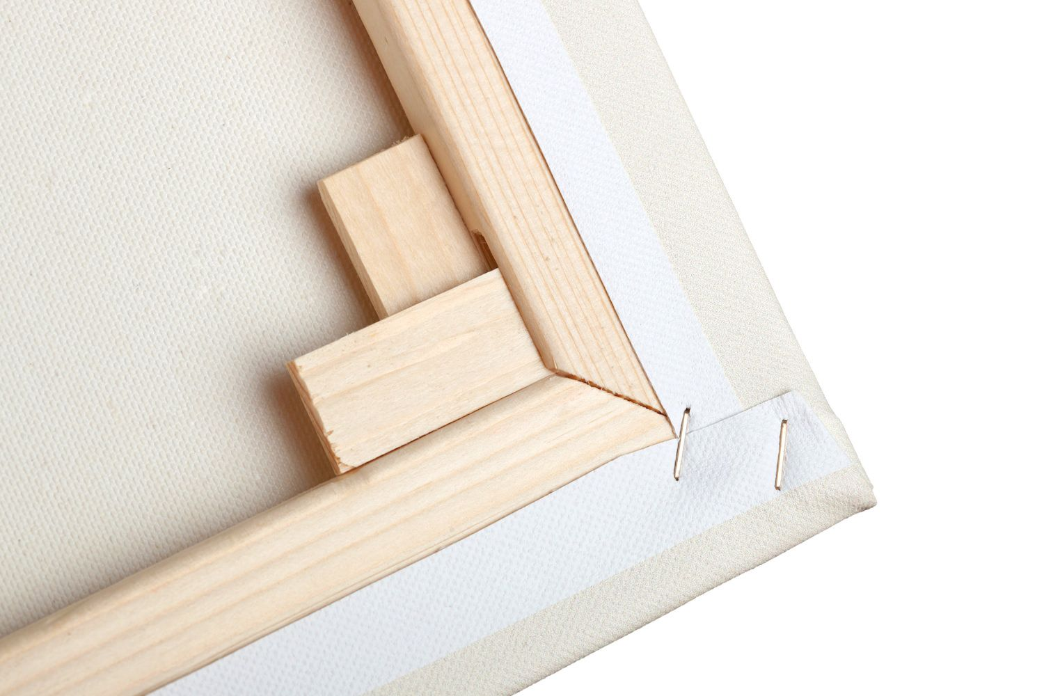 how to stretch a canvas on a frame