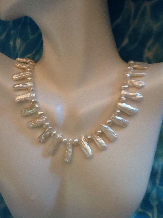 Biwa Pearls necklace 4
