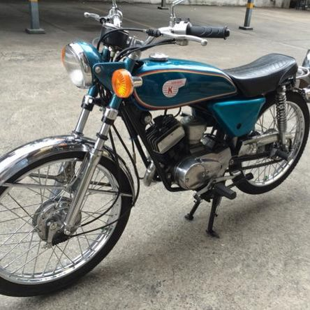 my kawasaki g7 1976 b i k e pinterest rh pinterest com Kawasaki 90 Kawasaki Dirt Bike