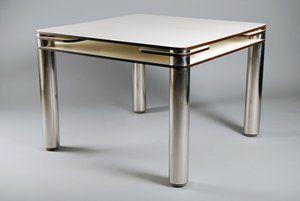 Poker table1968 by Joe Colombo