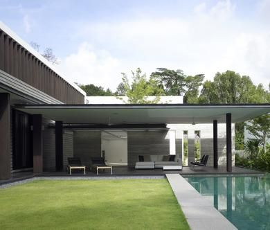 LUXURY Connoisseur || Kallistos Stelios Karalis || +Ridout Road House - Singapore - Architecture - SCDA