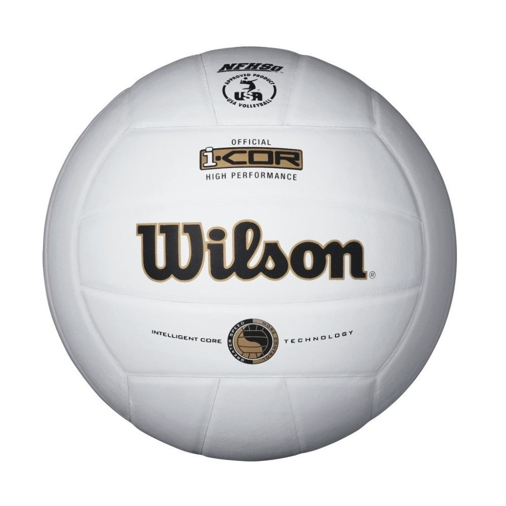 Wth7700xwhi Wilson I Cor High Performance Volleyball White Ebay Link Indoor Volleyball Volleyball Sports