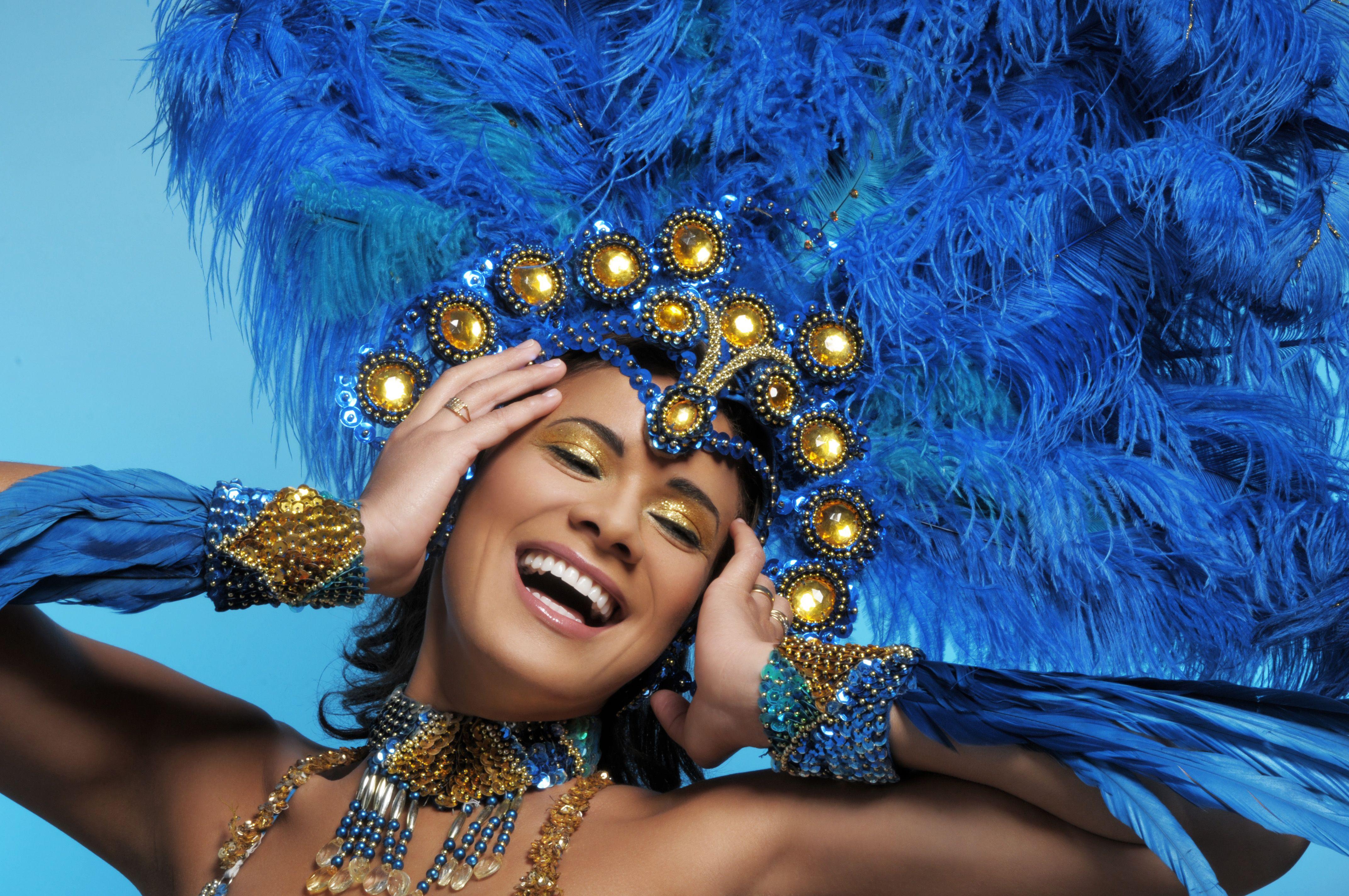 Brazilian Carnival glamour!