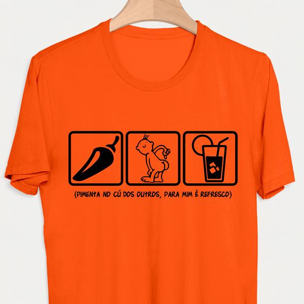 Pimenta no cú dos outros para mim é refresco! 😂 Compra a tua em #zizimut #funnytshirts #tshirts #hoodies #sweatshirt #giftshops #personalizedgifts #personalizadas #porto🇵🇹 #tshirtshop #funny #engraçado