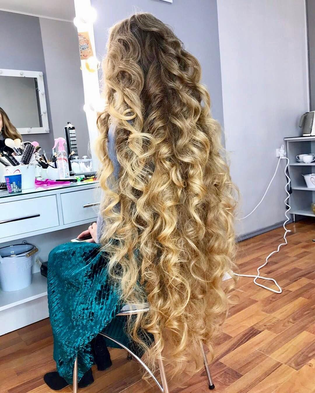 Pin On Long Curly Hair
