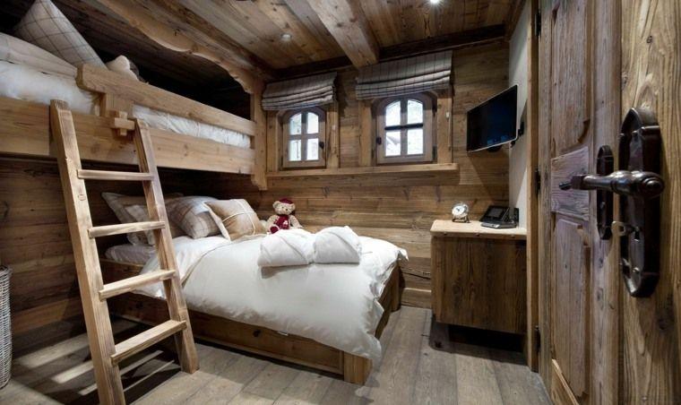 Décoration intérieur chalet montagne : 50 idées inspirantes in 2018 ...