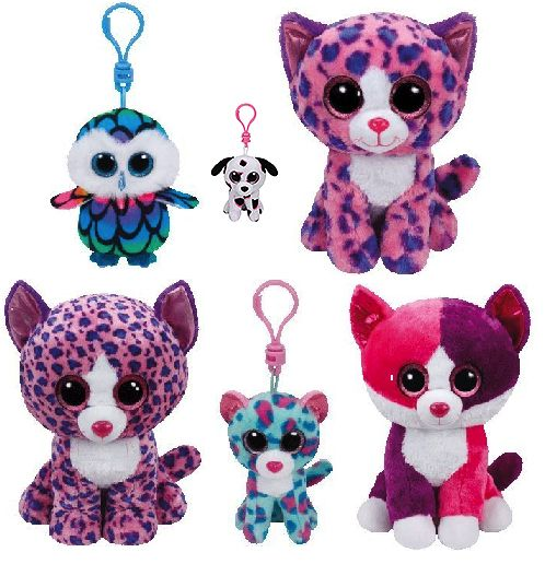 New sizes available for Claire s exclusive Beanie Boos fc23035788b