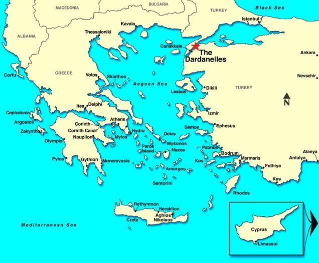 Summary of Gallipoli