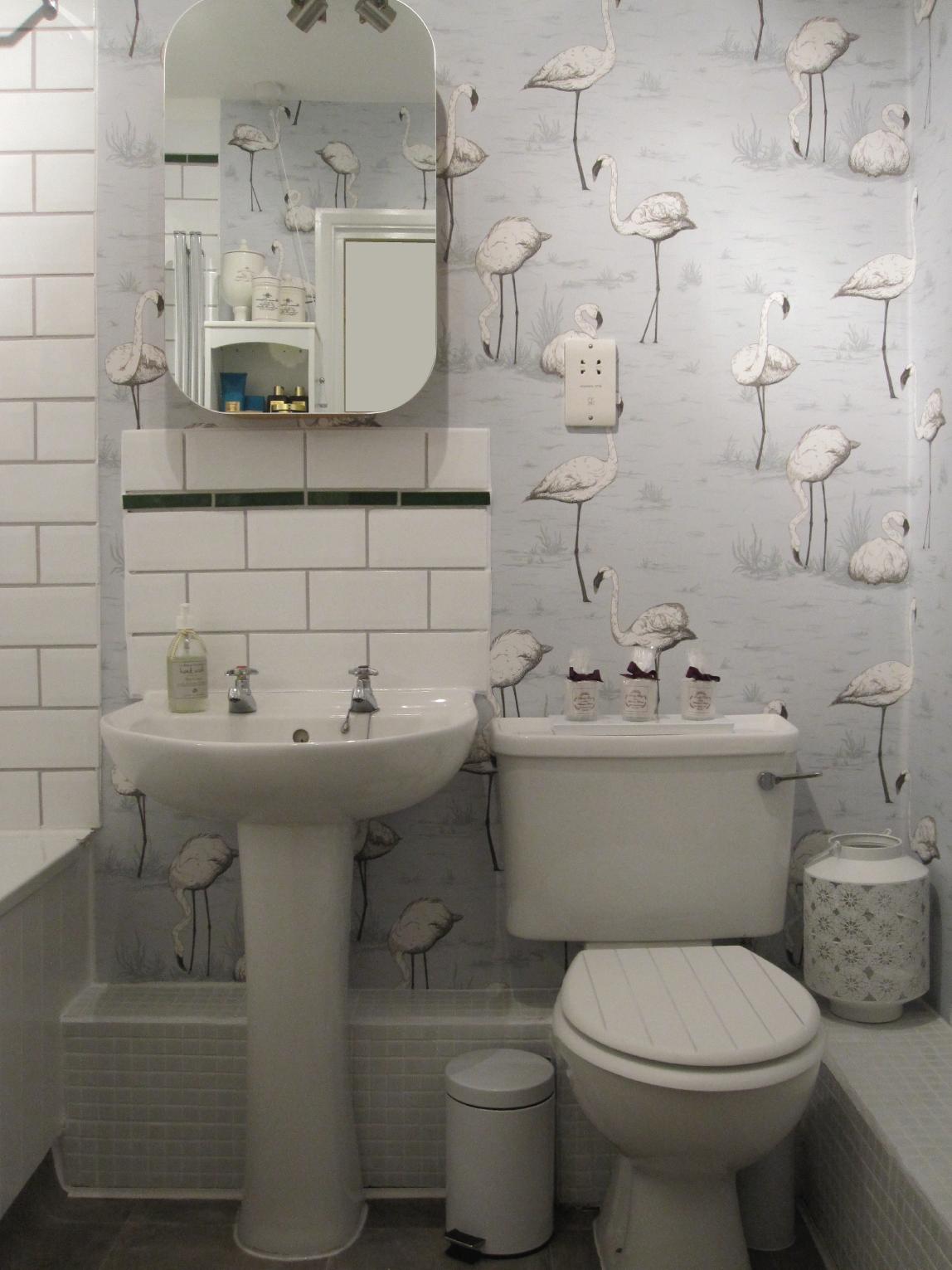 Bathroom : Modern French Vintage Style