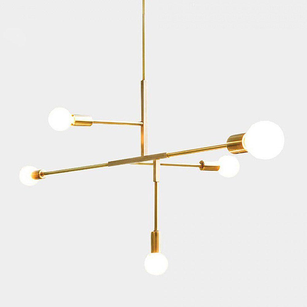 Chandeliers Generous Post-modern Led Luminaires Wooden Bedroom Suspended Lighting Loft Novelty Fixtures Nordic Hanging Lights Living Room Chandelier