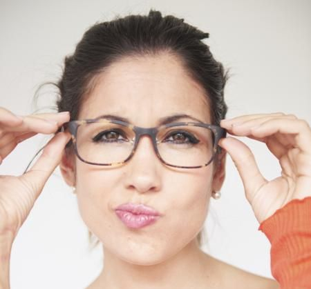 A Cool Collection of Eyeglass Frames For Women With Round Faces ...