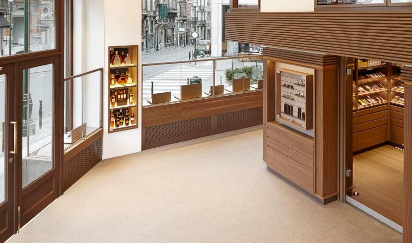 Davidoff Store - by ARNO Group | Store | Brussels belgium