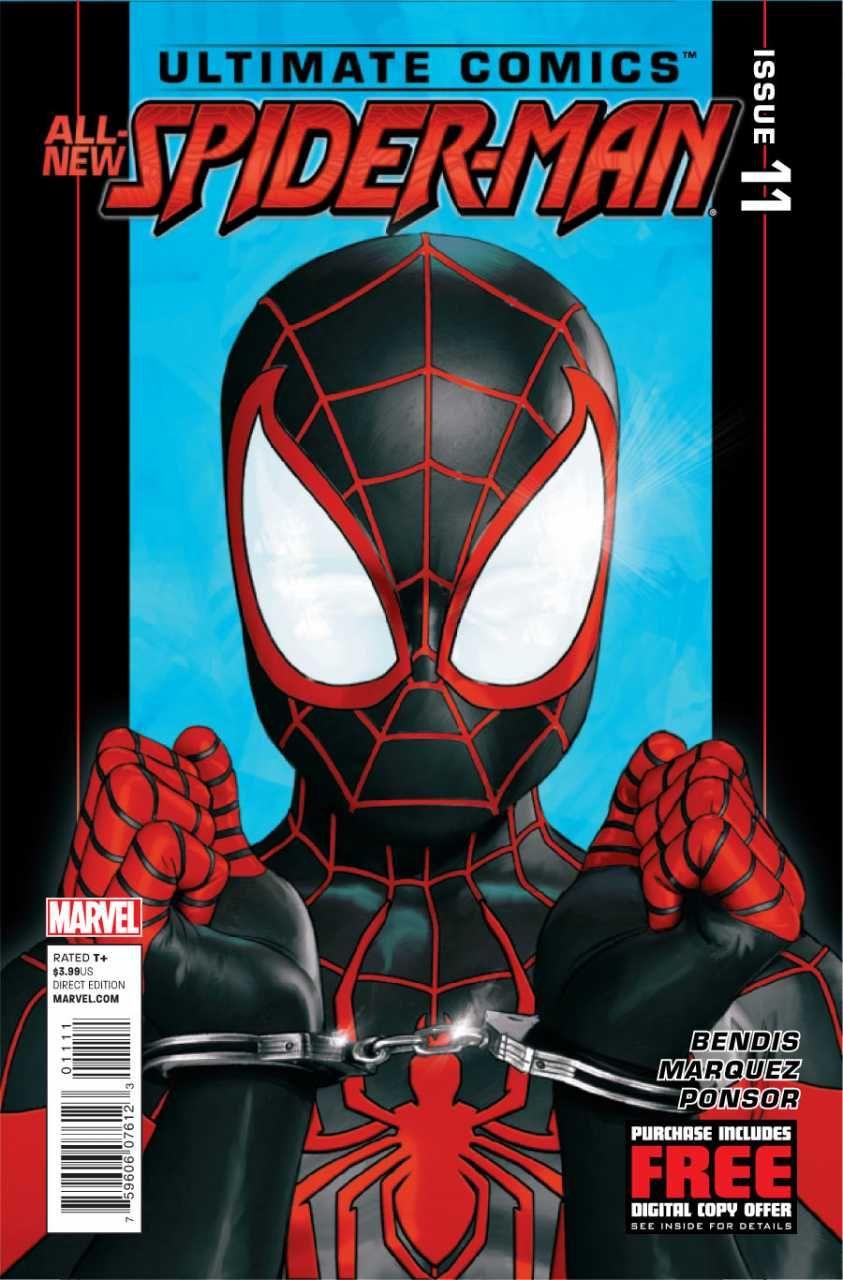 Ultimate Comics Spider Man Vol 2 11 By Kaare Andrews