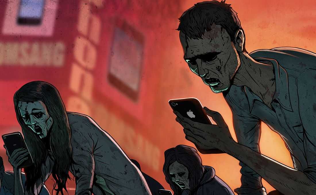 Illustration By Steve Cutts Incredible Satirical Illustrations