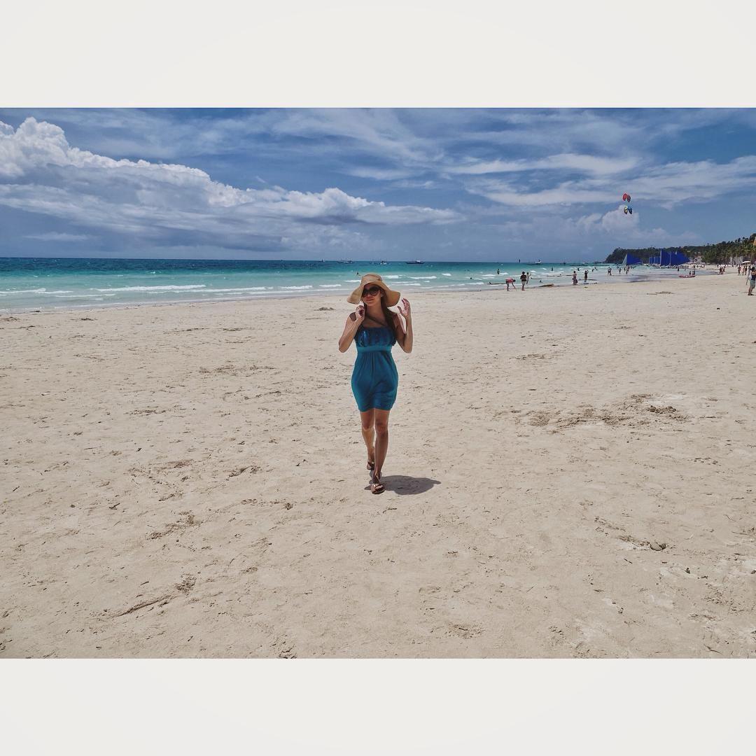 Boracay Beach: ☀️⛵️ #Boracay
