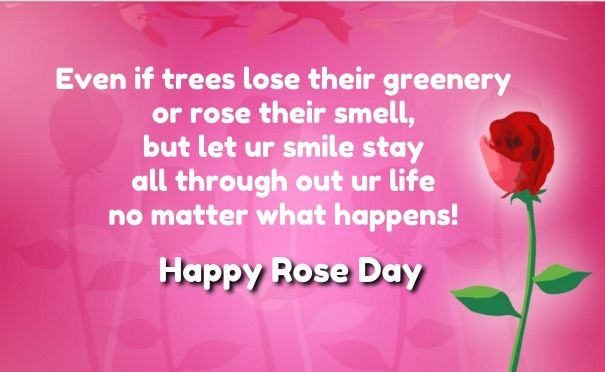 Red Rose Poems to Wish Happy Rose Day 2016 | Cute Love Quotes for ...