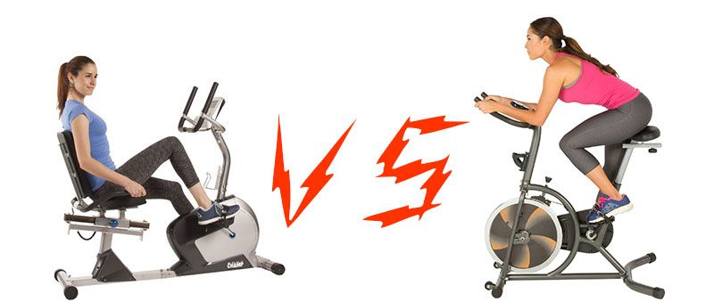 Exercise Bike Vs Spinning Bike Quick Compression Biking Workout Recumbent Bike Workout Cycling Workout