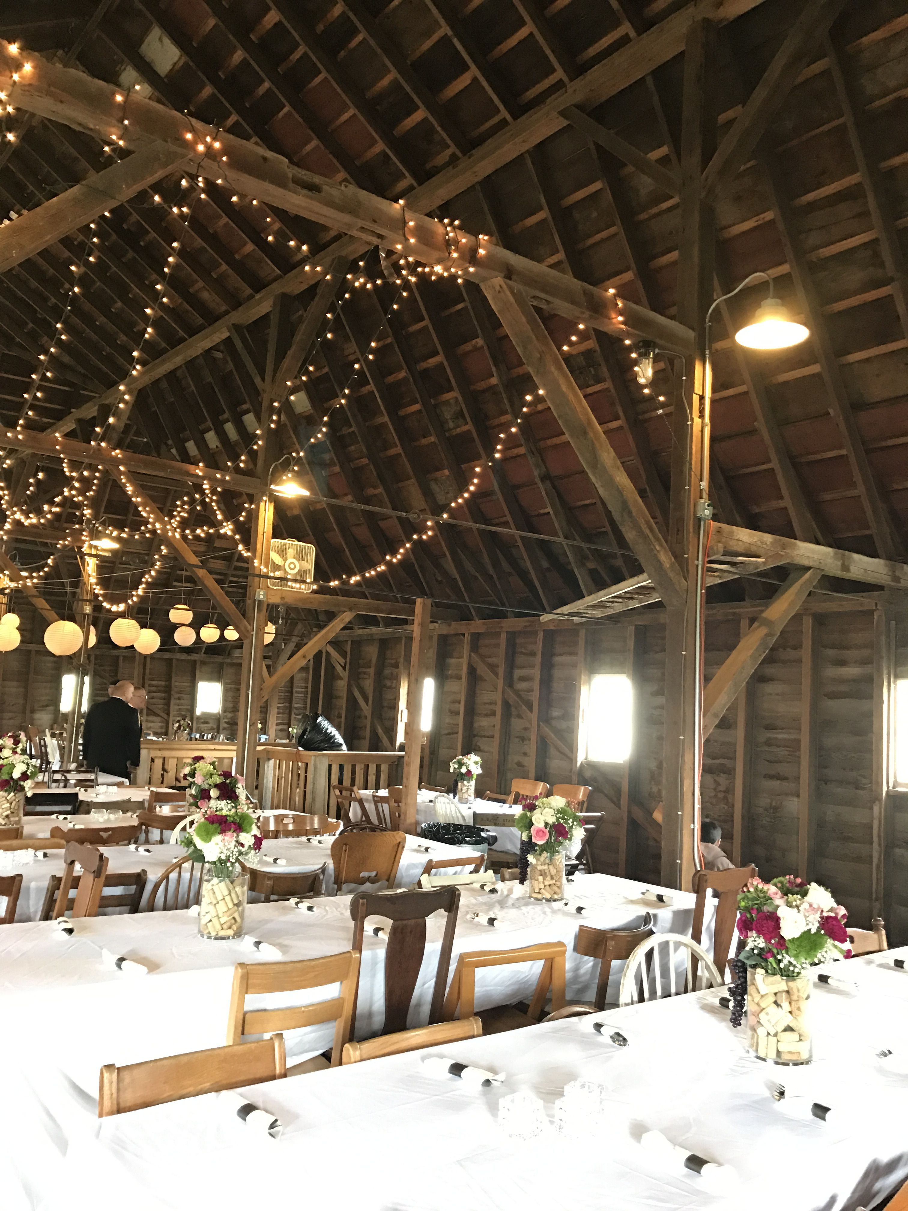 The Old Fifty-Six Barn in Grundy Center IA. #barnwedding # ...