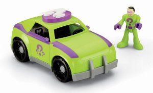 Riddler Car
