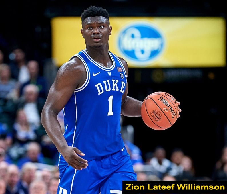 Zion Williamson Bio Stats Facts Family Girl Friend Earnings Networth College Basketball Players Play Soccer Williamson