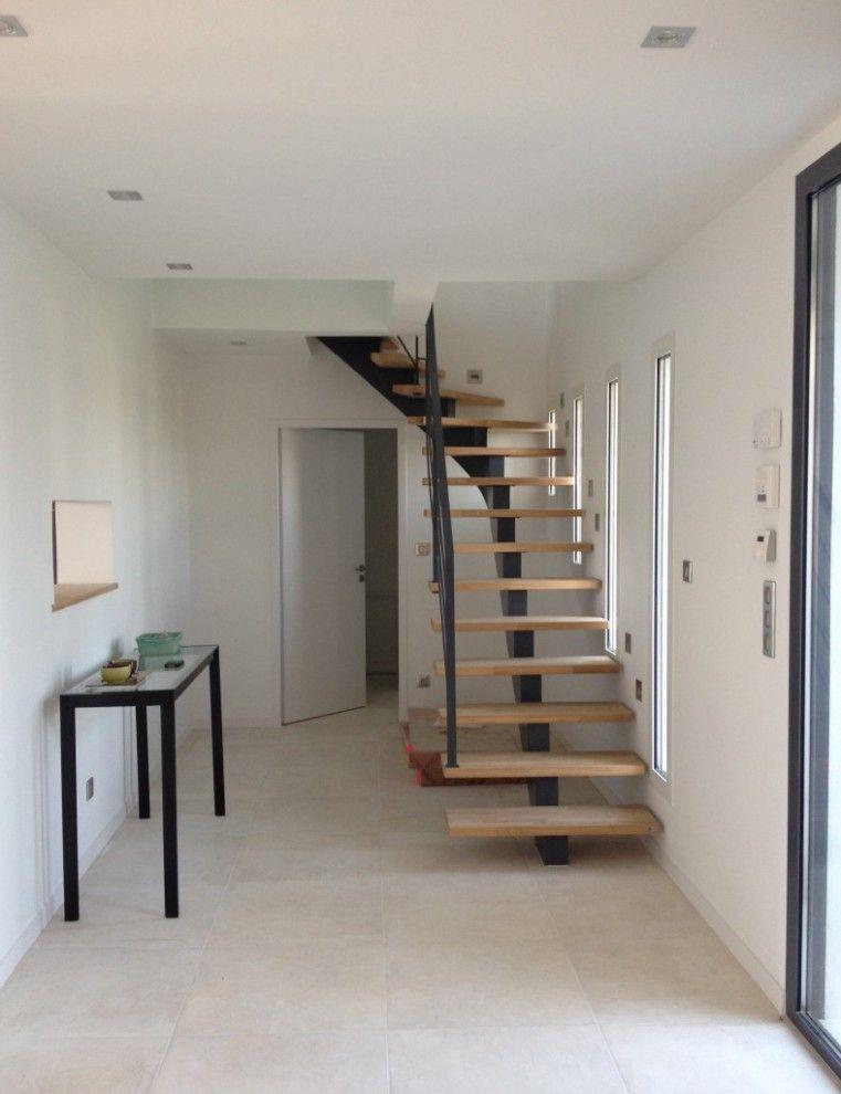 Escalier design pour un intérieur élégant et raffiné - Architecte - escalier interieur de villa