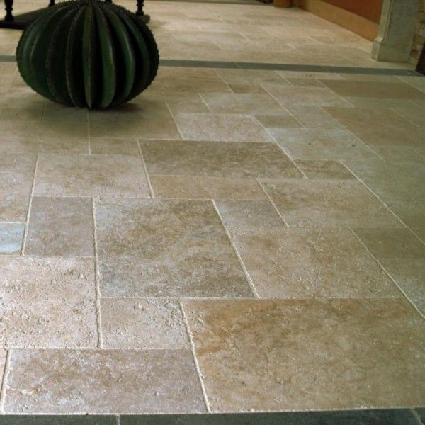 Comment bien choisir son carrelage travertin carrelage for Carrelage pierre naturelle