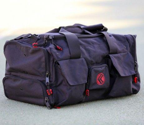 King Kong Bag 3 0 Black Back
