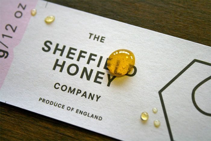 Sheffield honey company sheffield honey and package design sheffield honey company reheart Image collections