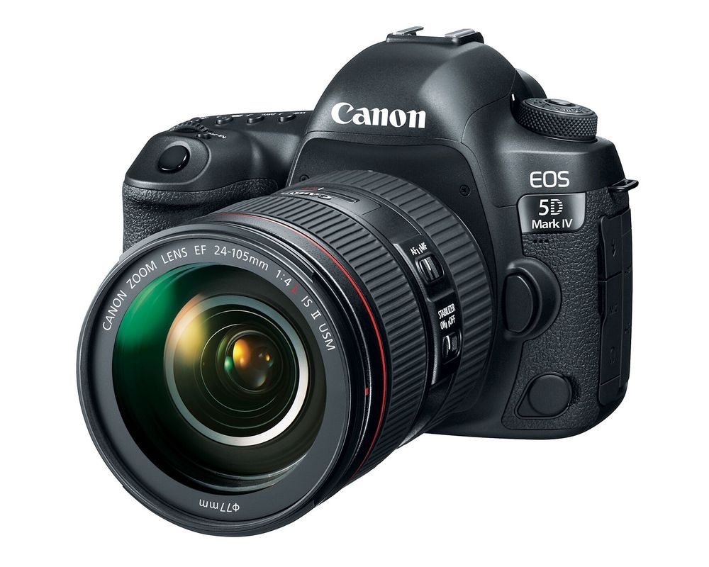 Canon Eos 5d Mark Iv Dslr 30 4 Megapixels 4k Video And Wireless