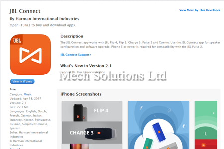 IT: JBL Connect (IOS & Android   It Systems   Pinterest