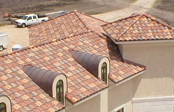 Best Multi Color Clay Tile Roof Google Search Roof Colors 400 x 300