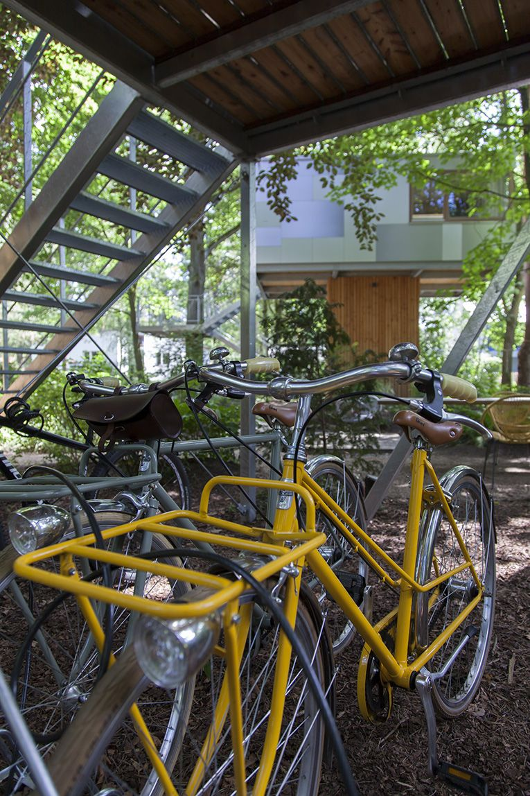 The Urban Treehouse in Berlin Zehlendorf is a place to get