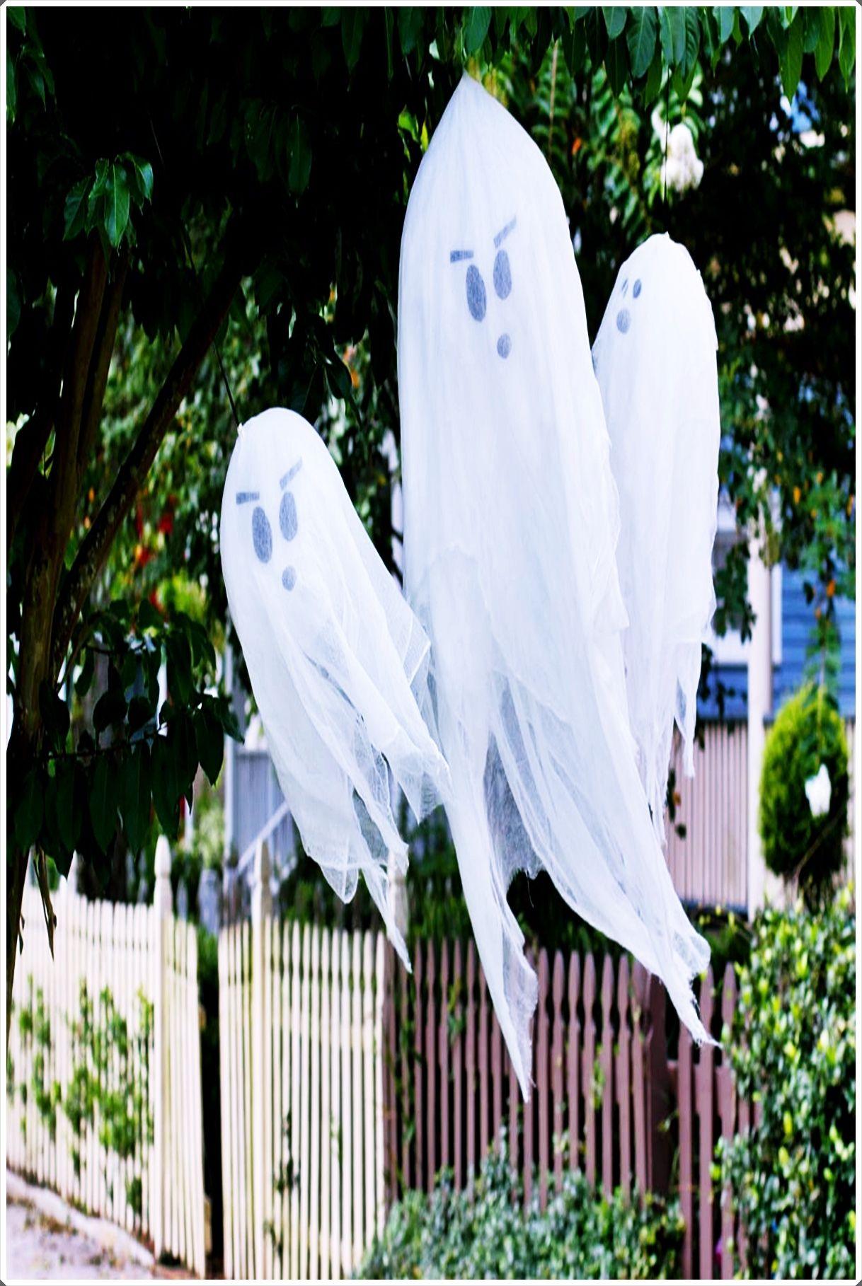 Easy Homemade Outdoor Halloween Decorations Trends 2020 When