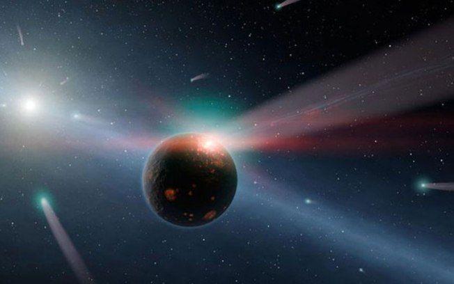 Cometa Catalina poderá ser visto a olho nu neste fim de semana